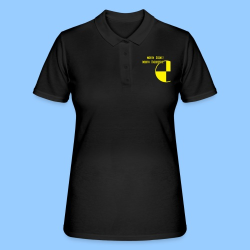 Anything Worth Doing, Light on Dark - Women's Polo Shirt