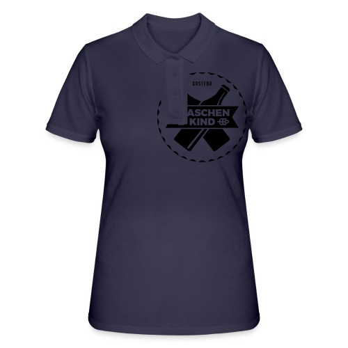 Flaschenkind - Frauen Polo Shirt