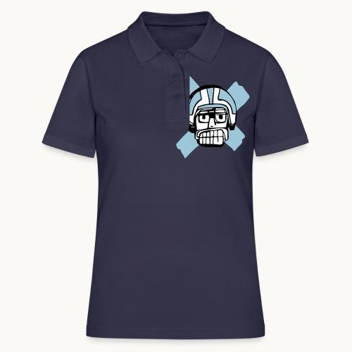 Motard Junior - Blue - Women's Polo Shirt