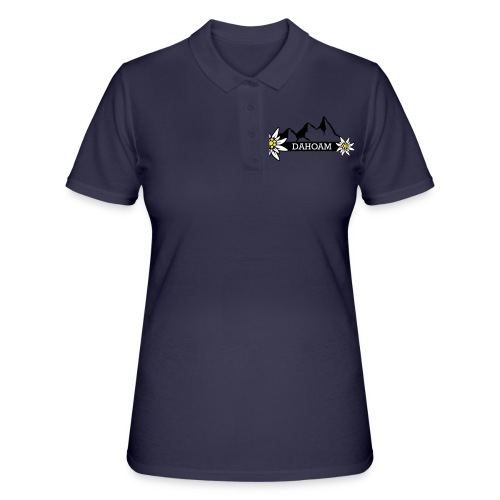 Dahoam - Frauen Polo Shirt