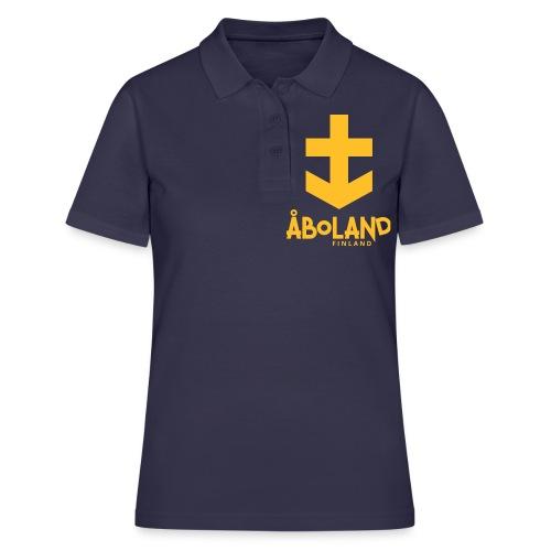 Ankare: Åboland - Women's Polo Shirt