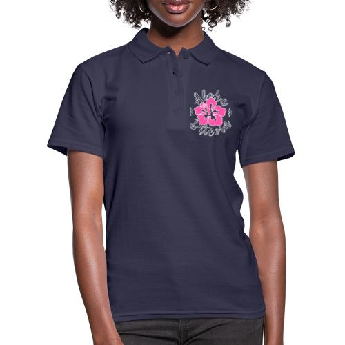 Aloha Bitcoin! - Women's Polo Shirt