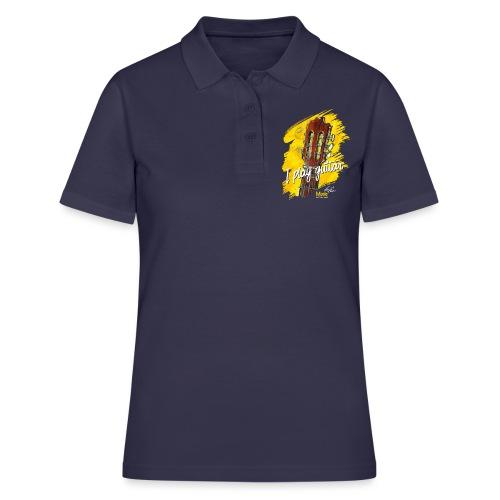 I play guitar - limited edition '19 - Frauen Polo Shirt