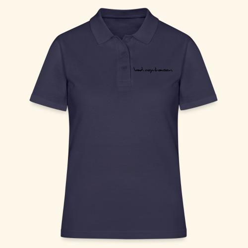 New York, Rio, Bad Oeynhausen - Frauen Polo Shirt