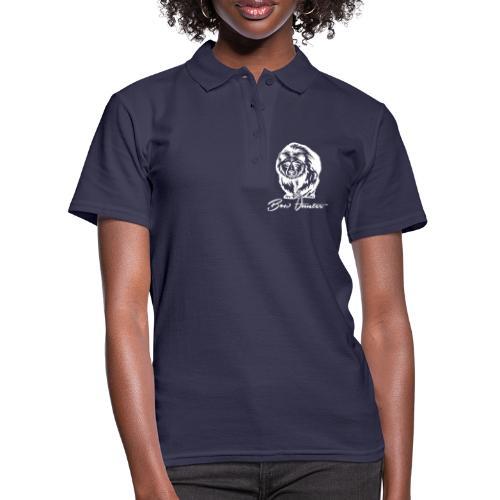 Bear Bowhunter - Frauen Polo Shirt