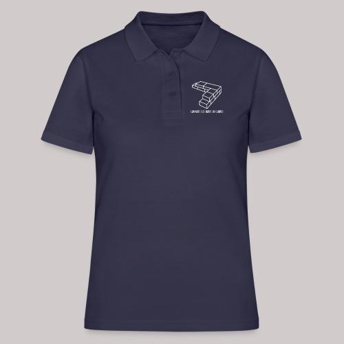 Convierte muros en caminos - Women's Polo Shirt