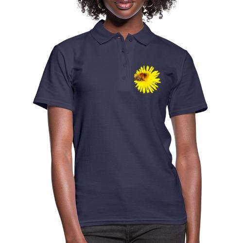 Voikukka ja kimalainen - Women's Polo Shirt
