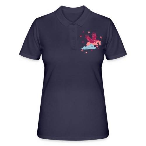 Star Pegasus - Frauen Polo Shirt
