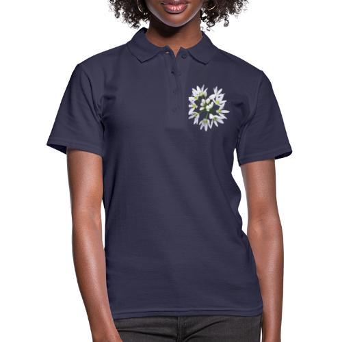 TIAN GREEN Garten - Bärlauch 2020 01 - Frauen Polo Shirt