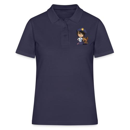 Jack und Hund - von Momio Designer Cat9999 - Frauen Polo Shirt