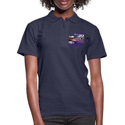 145 & 213 Stock Car Racing - Women's Polo Shirt