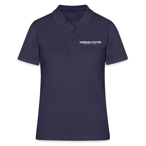 Kungliga Flottan - Swedish Royal Navy - Women's Polo Shirt