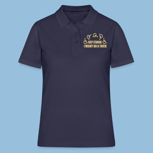 Mightdoatrick1 - Women's Polo Shirt