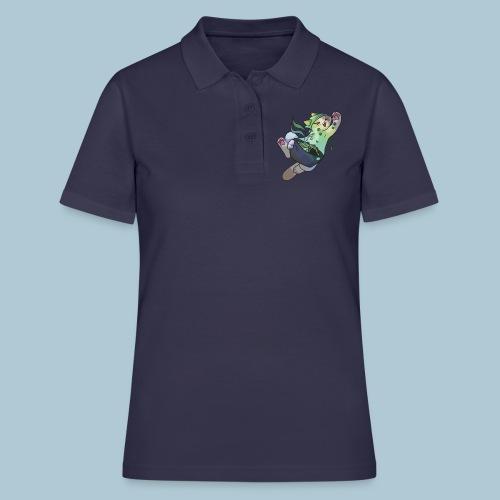 Gato y ramen - Women's Polo Shirt
