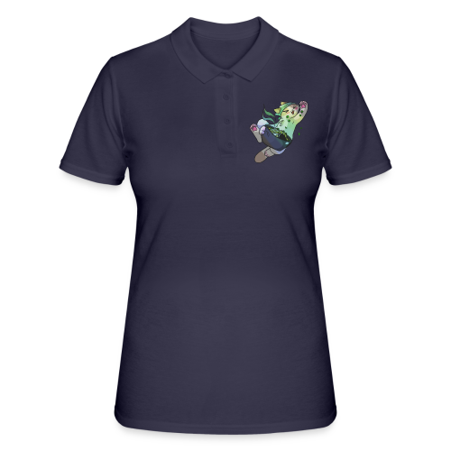 Gato y ramen - Women's Polo Shirt