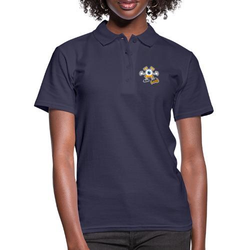 Fany Full (Color) - Women's Polo Shirt