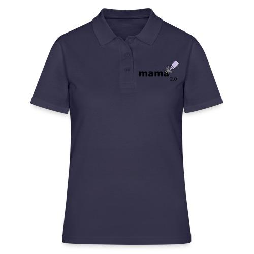 Mama_2-0 - Frauen Polo Shirt