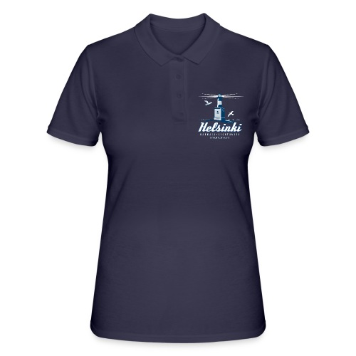 HELSINKI HARMAJAN MAJAKKA - Tekstiilit ja lahjat - Women's Polo Shirt