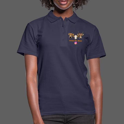 Fan Merch Vom LDB - Frauen Polo Shirt
