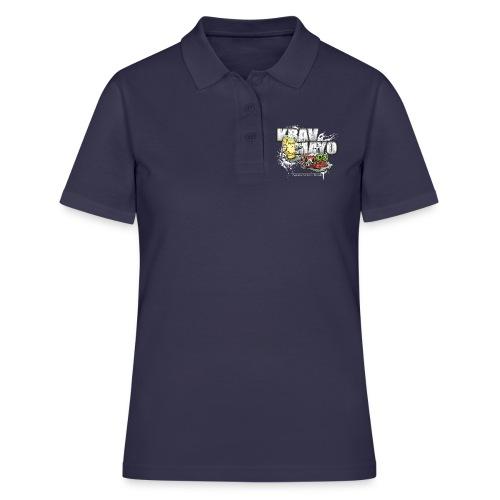 Krav Mayo - Frauen Polo Shirt