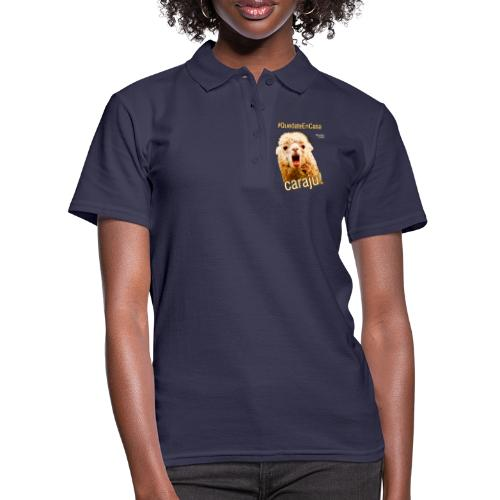 Quedate En Casa Caraju - Women's Polo Shirt