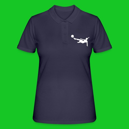 Voetbal volley vrouw - Women's Polo Shirt