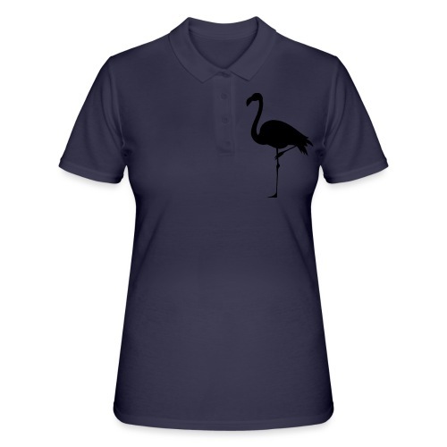 Freaking Flamingo - Women's Polo Shirt