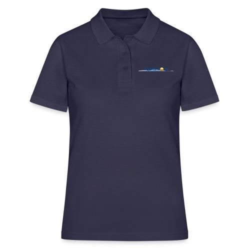 Mythos Corfu - groß - Frauen Polo Shirt