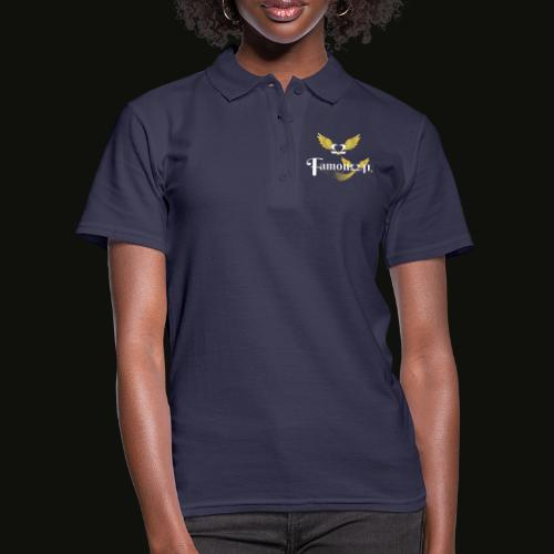 Famousflying heart by famous241💝💖 - Women's Polo Shirt