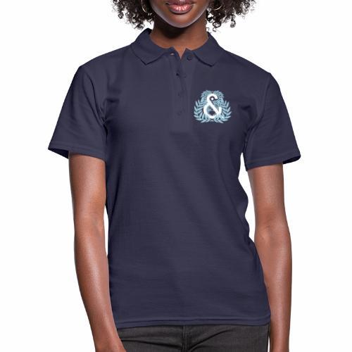 Aureola & ... - Camiseta polo mujer