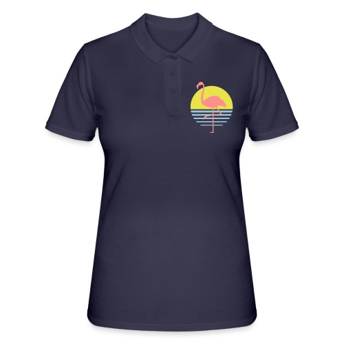 FLAMINGO & SONNE - Frauen Polo Shirt