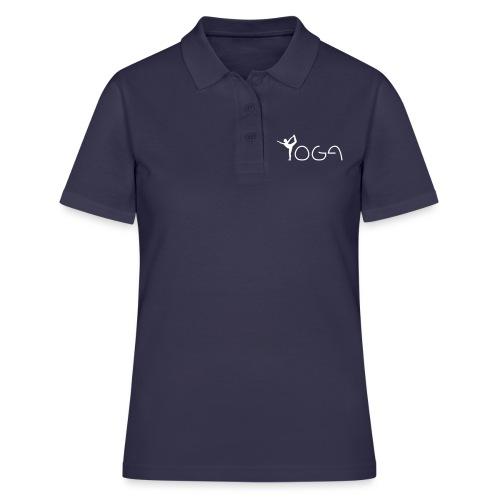 Yoga - Frauen Polo Shirt