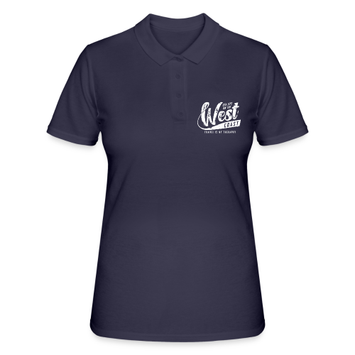 West Coast Sea surf clothes and gifts GP1306A - Women's Polo Shirt