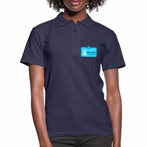 Jean d'Eau - Women's Polo Shirt