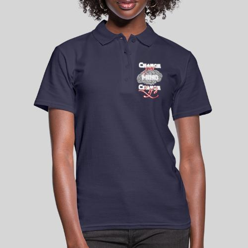 change your mind change your life - Frauen Polo Shirt