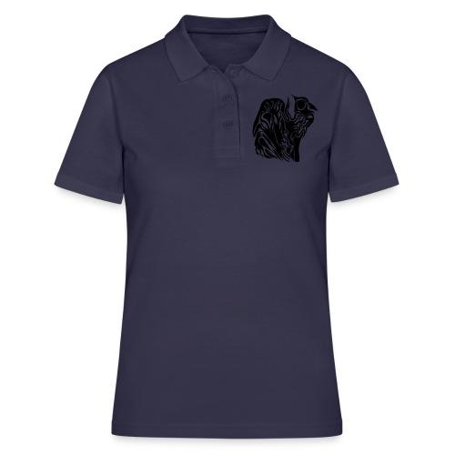 Coque Abstrait - Women's Polo Shirt
