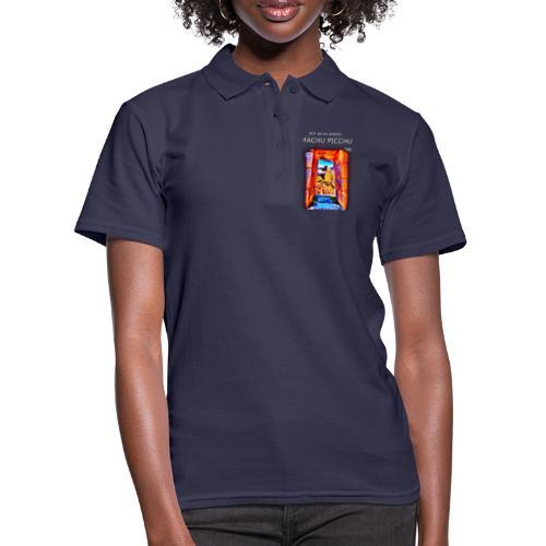 SOJA de los ANDES - Machu Picchu I. - Frauen Polo Shirt