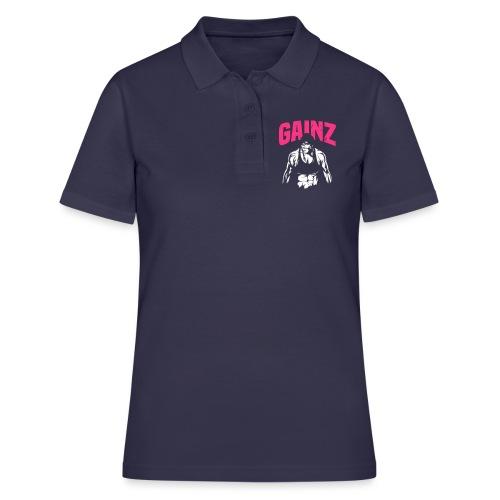 Mrs. GAINZ - Frauen Polo Shirt