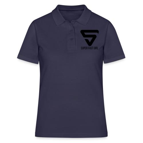 Super Fast Girl - Women's Polo Shirt