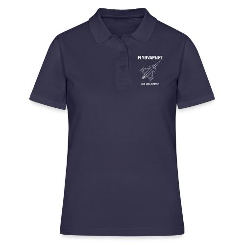 FLYGVAPNET - JAS 39C - Women's Polo Shirt