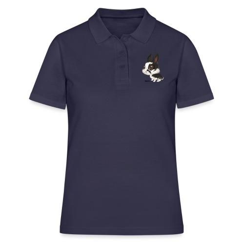 Królik - Koszulka polo damska