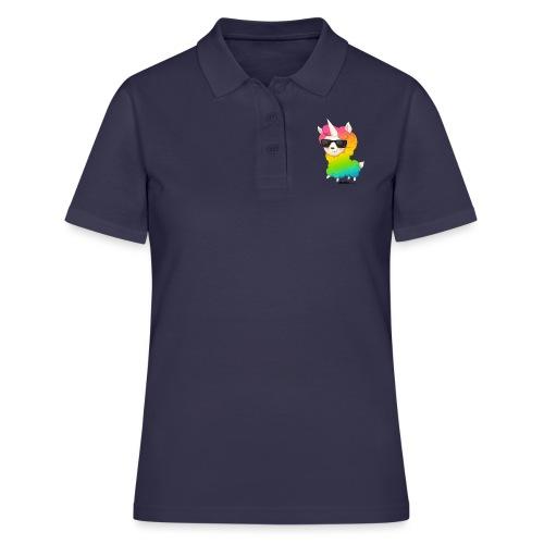 Regenboog animo - Women's Polo Shirt