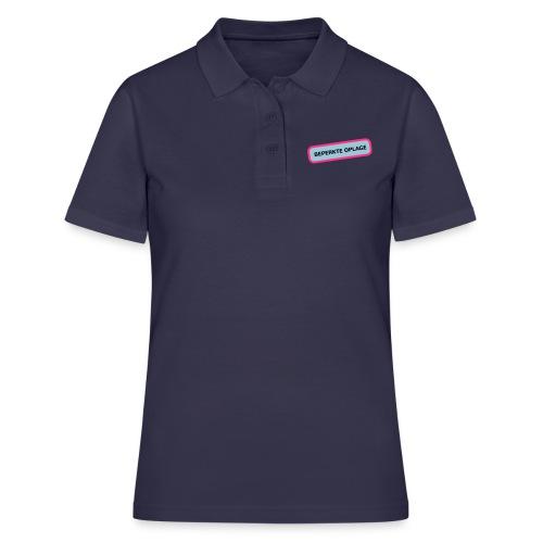 Grappige Rompertjes: Beperkte oplage - Women's Polo Shirt