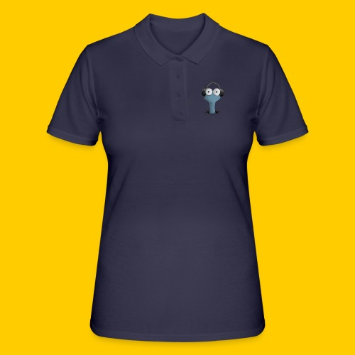 Musicworm - Women's Polo Shirt