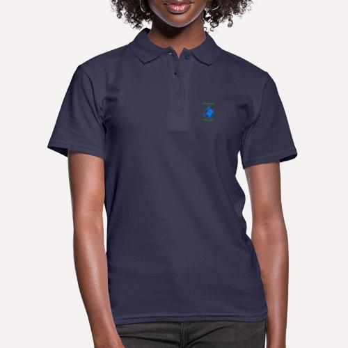 Make Our Planet Great Again, Less Pollution Action - Women's Polo Shirt