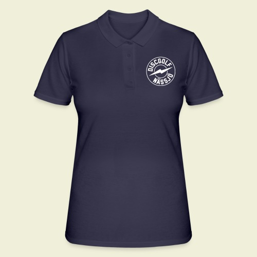 DGN full logo - Women's Polo Shirt