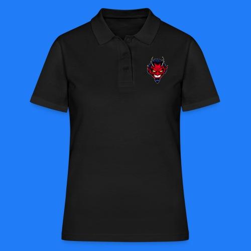 DEMON HEAD by Agill - Women's Polo Shirt