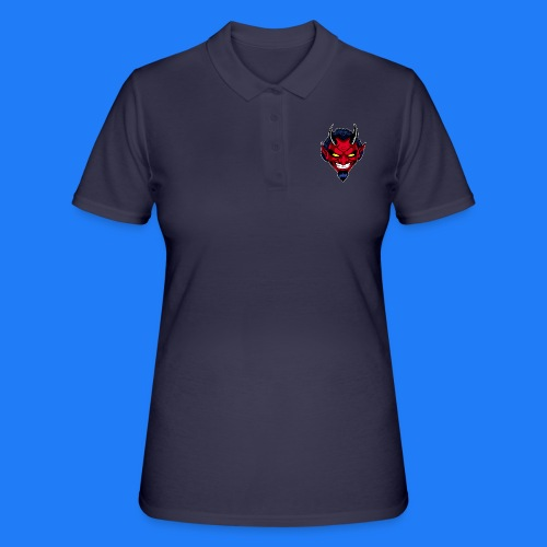 DEMON HEAD by Agill - Women's Polo Shirt