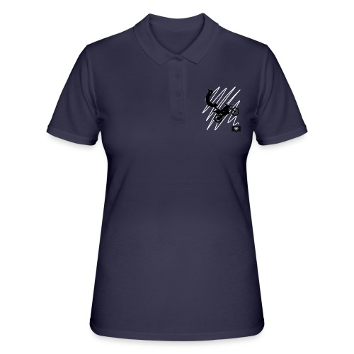 Biker Dress - Women's Polo Shirt