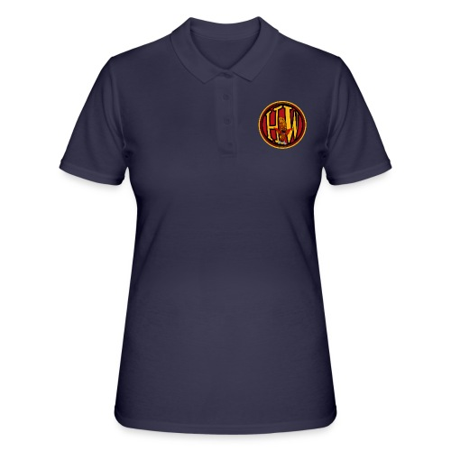 superhw stikker incl worst png - Women's Polo Shirt